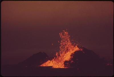 Why is volcanic soil so fertile?